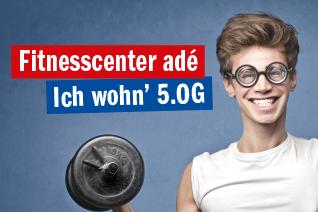 13° Crossmedia Agentur - Kampagne° Oben Wohnen