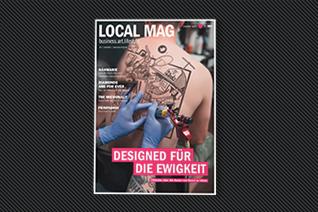 13° Crossmedia Agentur - Herzenssache° LOCAL MAG