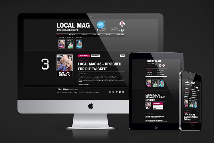 13° Crossmedia Agentur - LOCAL MAG