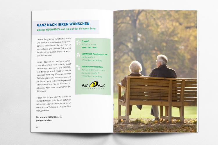 13° Crossmedia Agentur - Neuwoges SeniorenWohnen