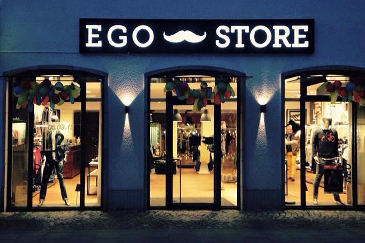 13° Crossmedia Agentur - EGO STORE