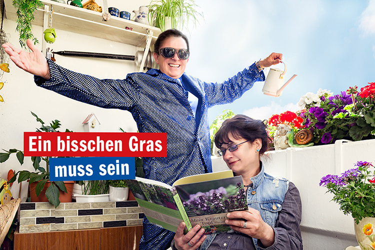 13° Crossmedia Agentur - Neuwoges Hochhauskampagne