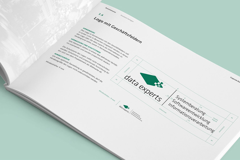 13° Crossmedia Agentur - data experts Branding