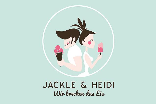 13° Crossmedia Agentur - Kunde° Jackle & Heidi