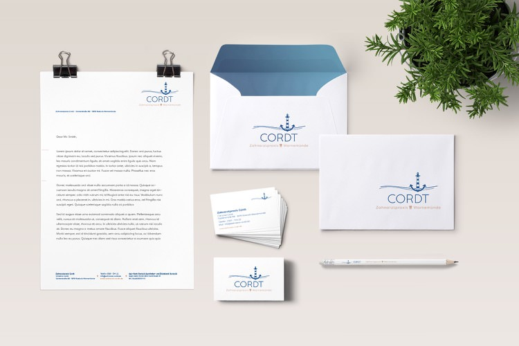 13° Crossmedia Agentur - Kunde° Zahnarztpraxis Cordt